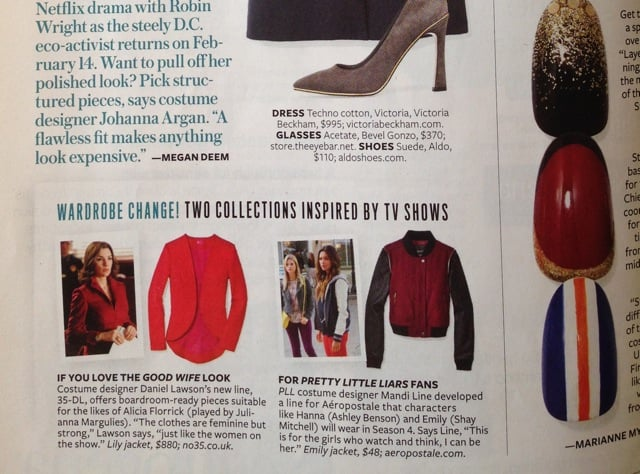 The Lily Jacket by number35 is featured on Instill New York