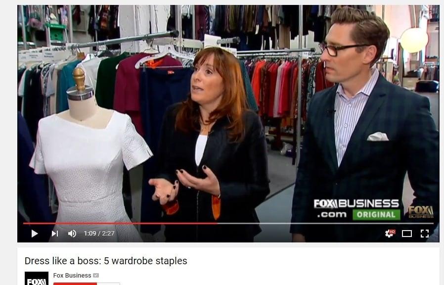 Andrea Cecile Cohen and Dan Lawson on Fox Business News