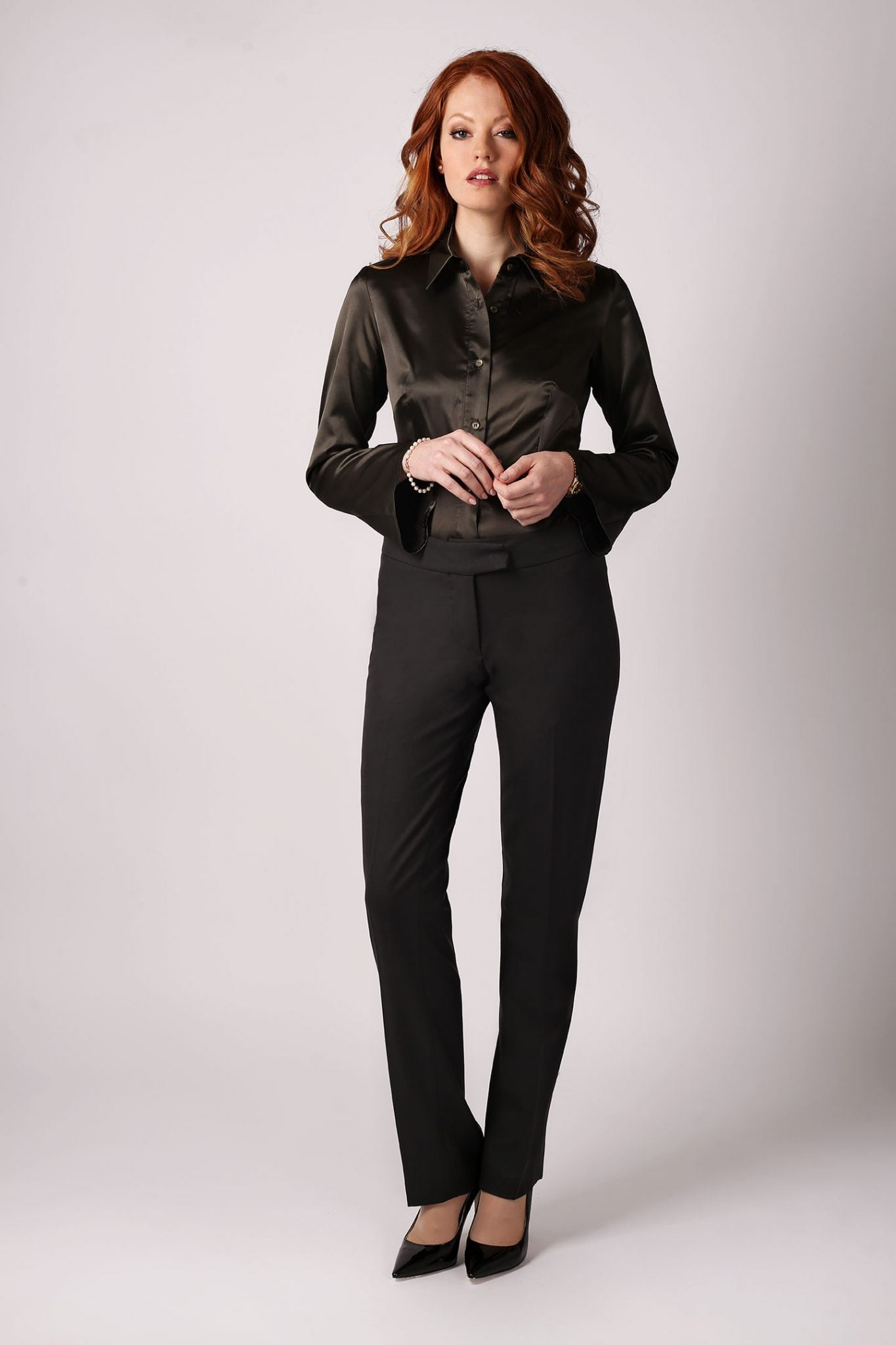 Tapered Trousers1