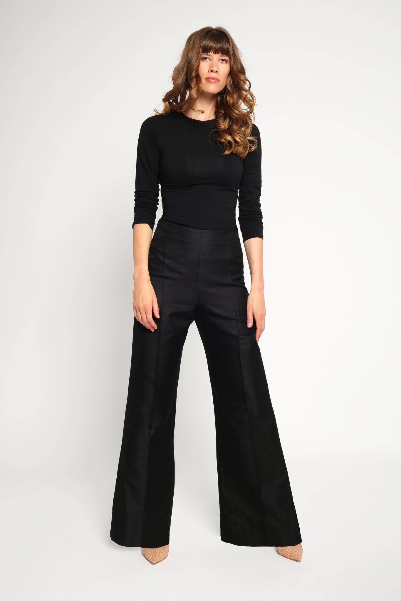 Wide Leg Trousers2