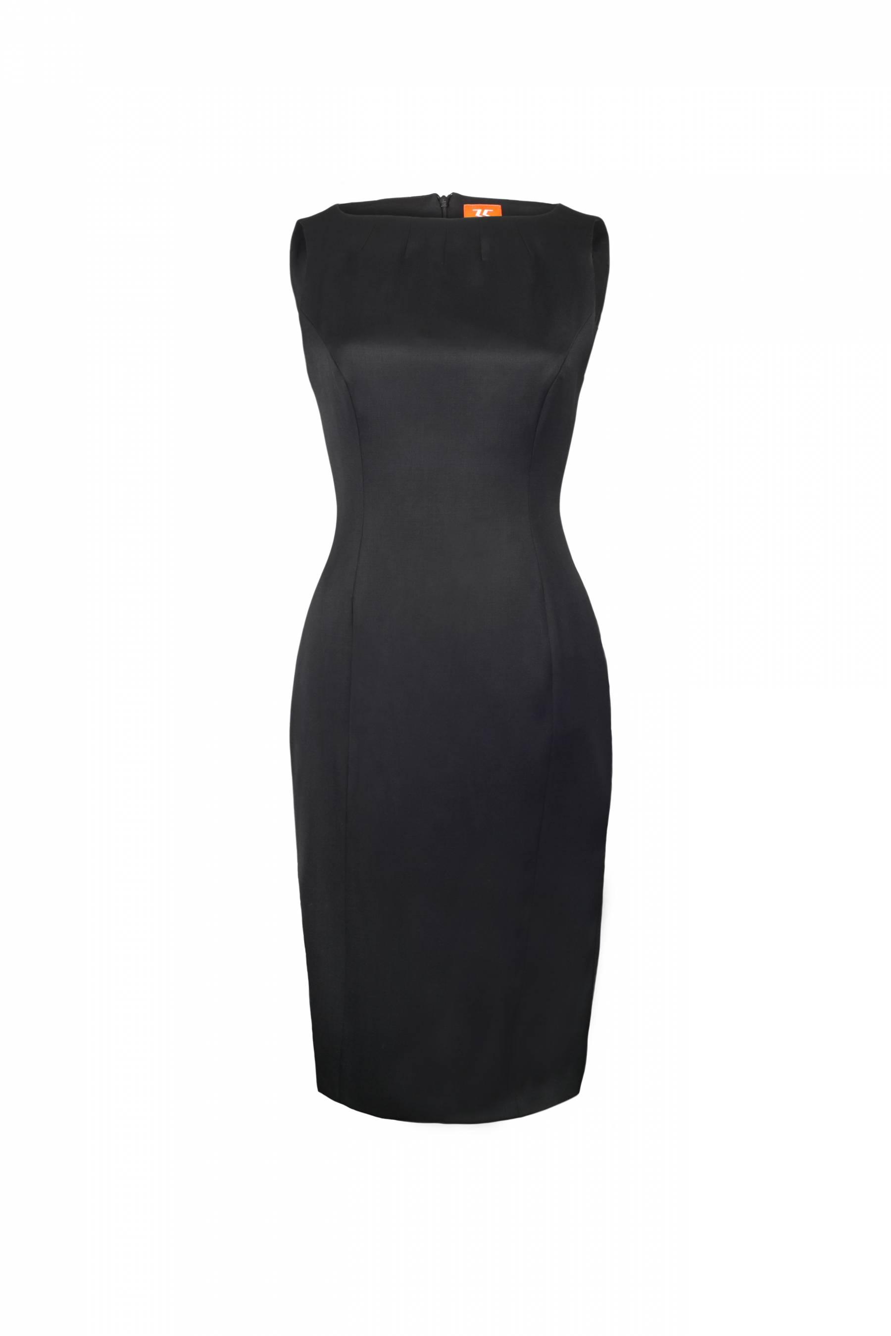 Pin-tuck-dress