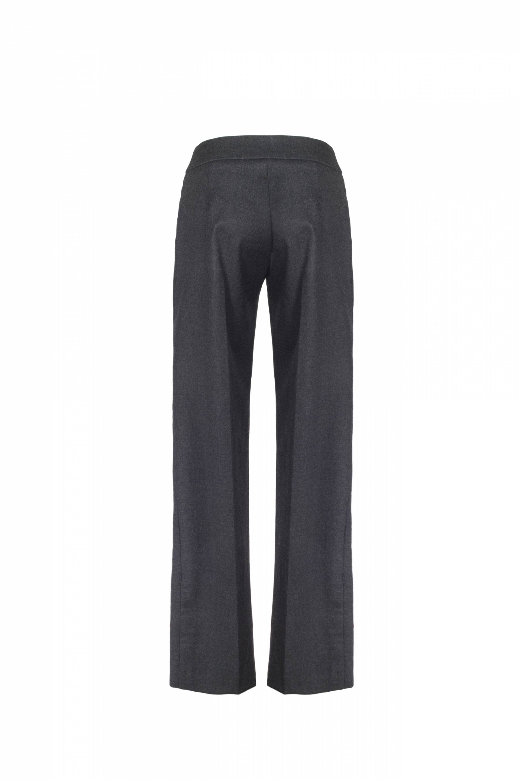 Straight Leg Trousers1