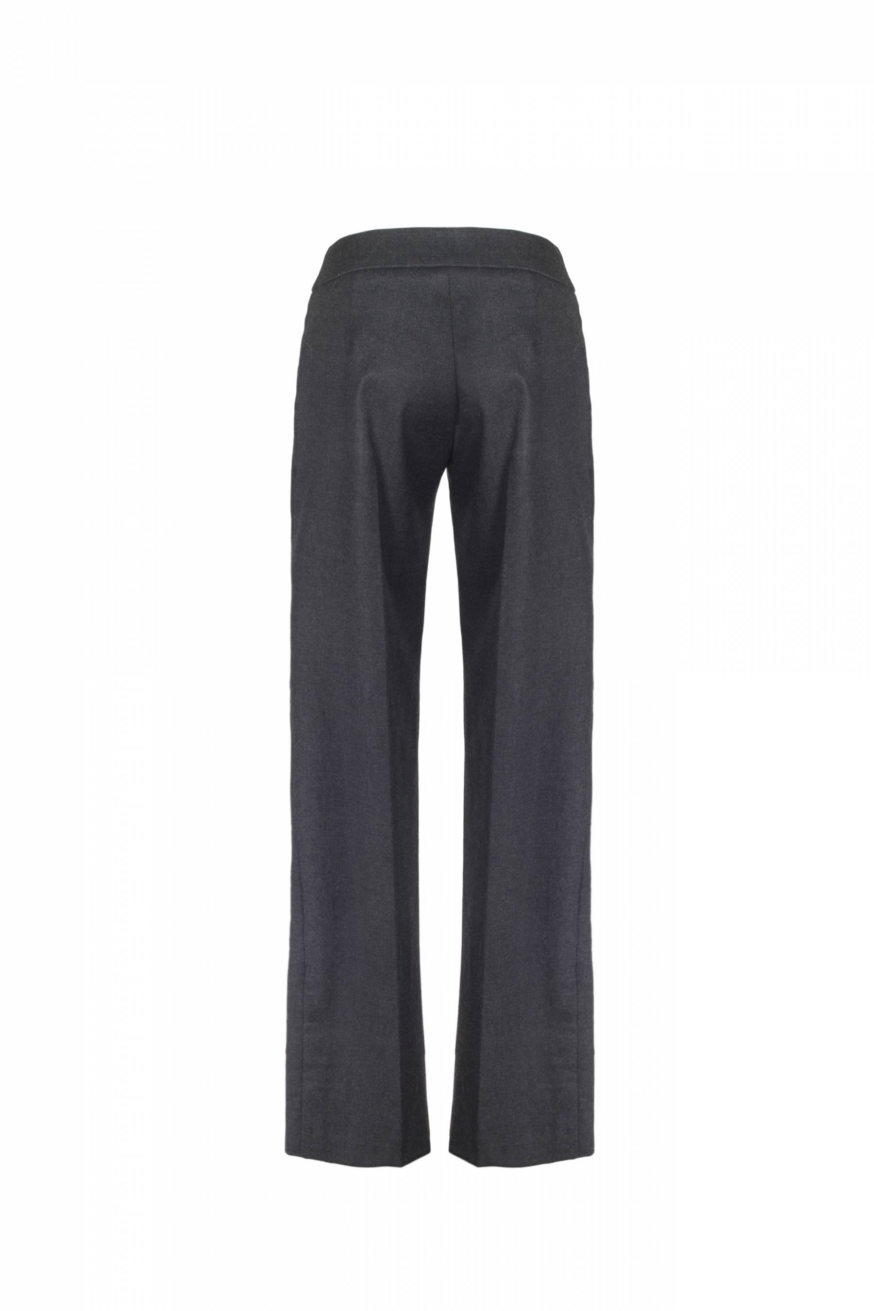 Straight Leg Trousers1