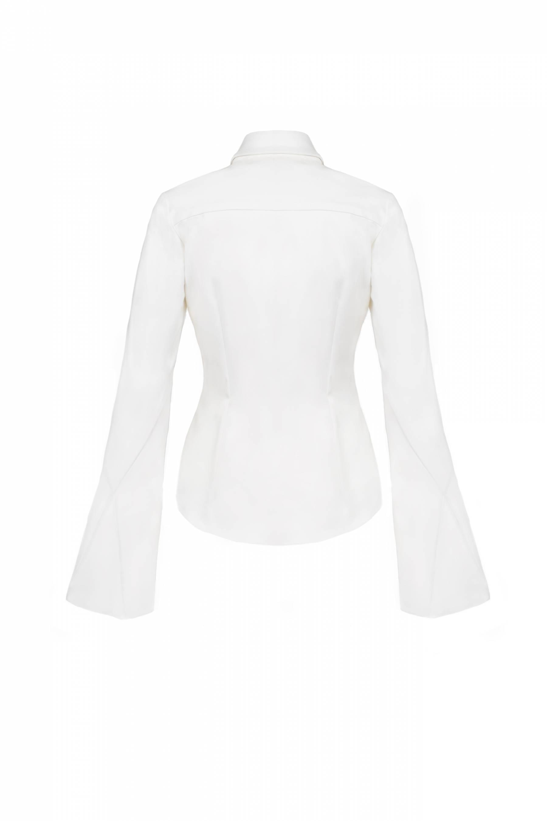 Classic White Shirt2