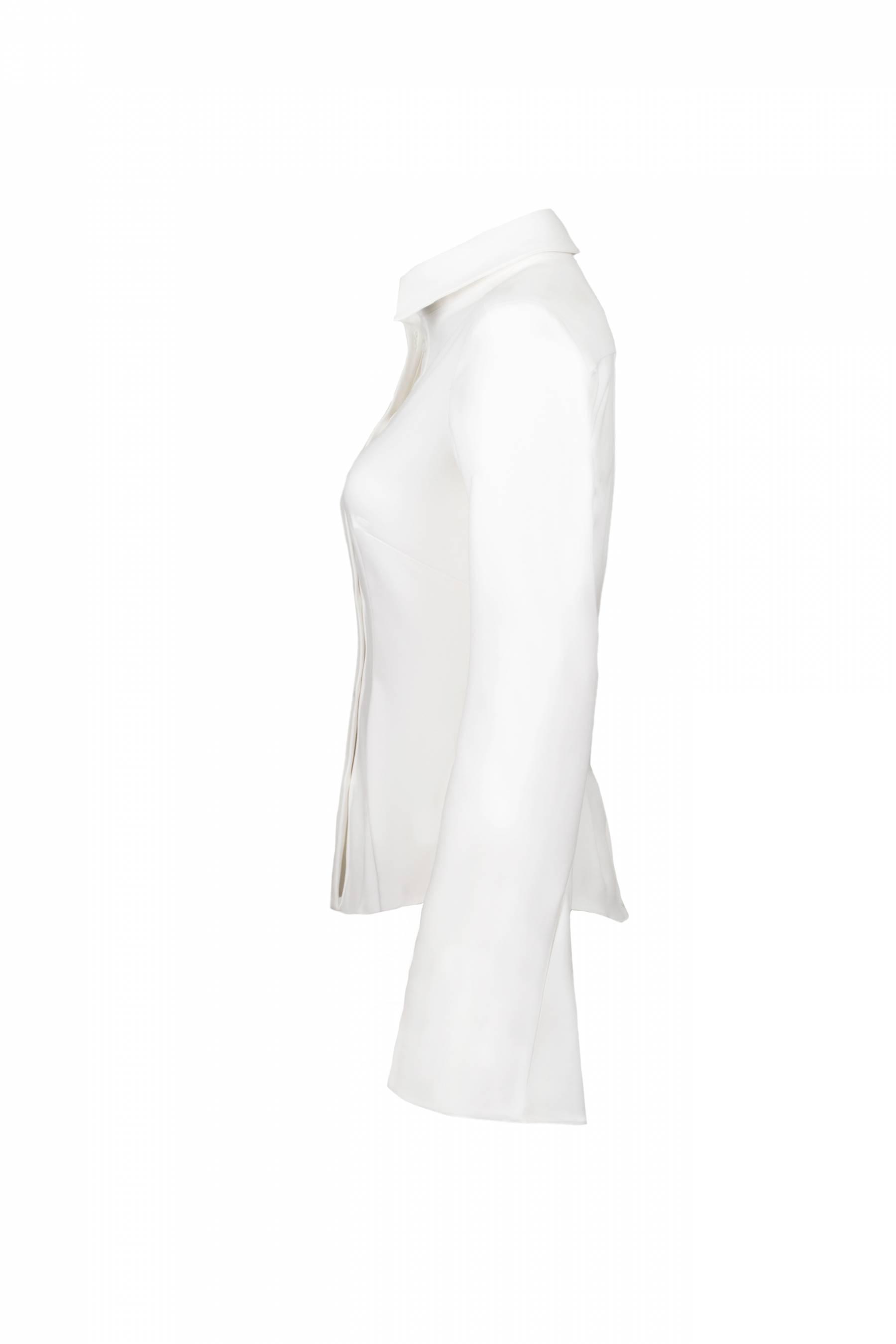 Classic White Shirt1