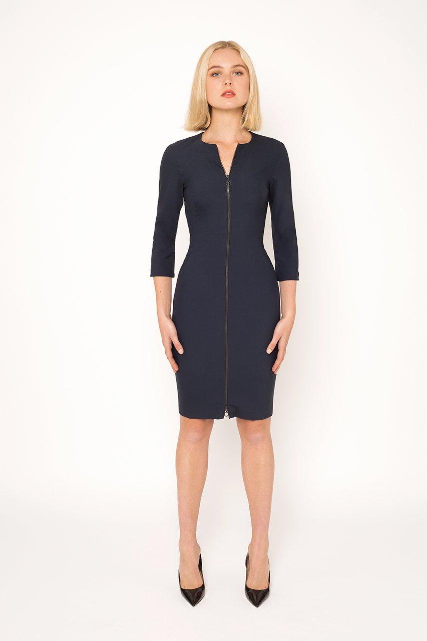 3/4 Sleeve Abbey Dress