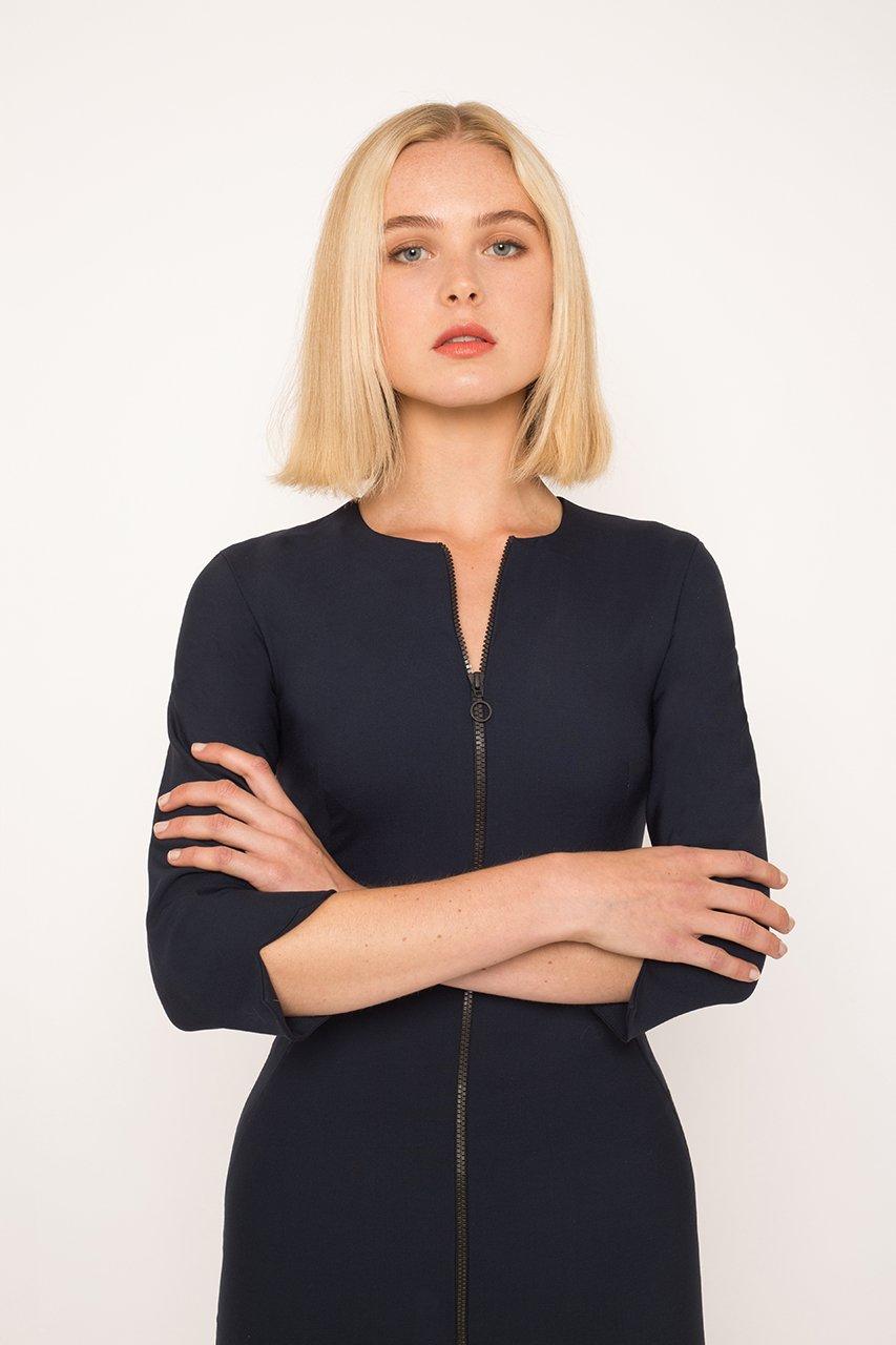 3/4 Sleeve Abbey Dress2
