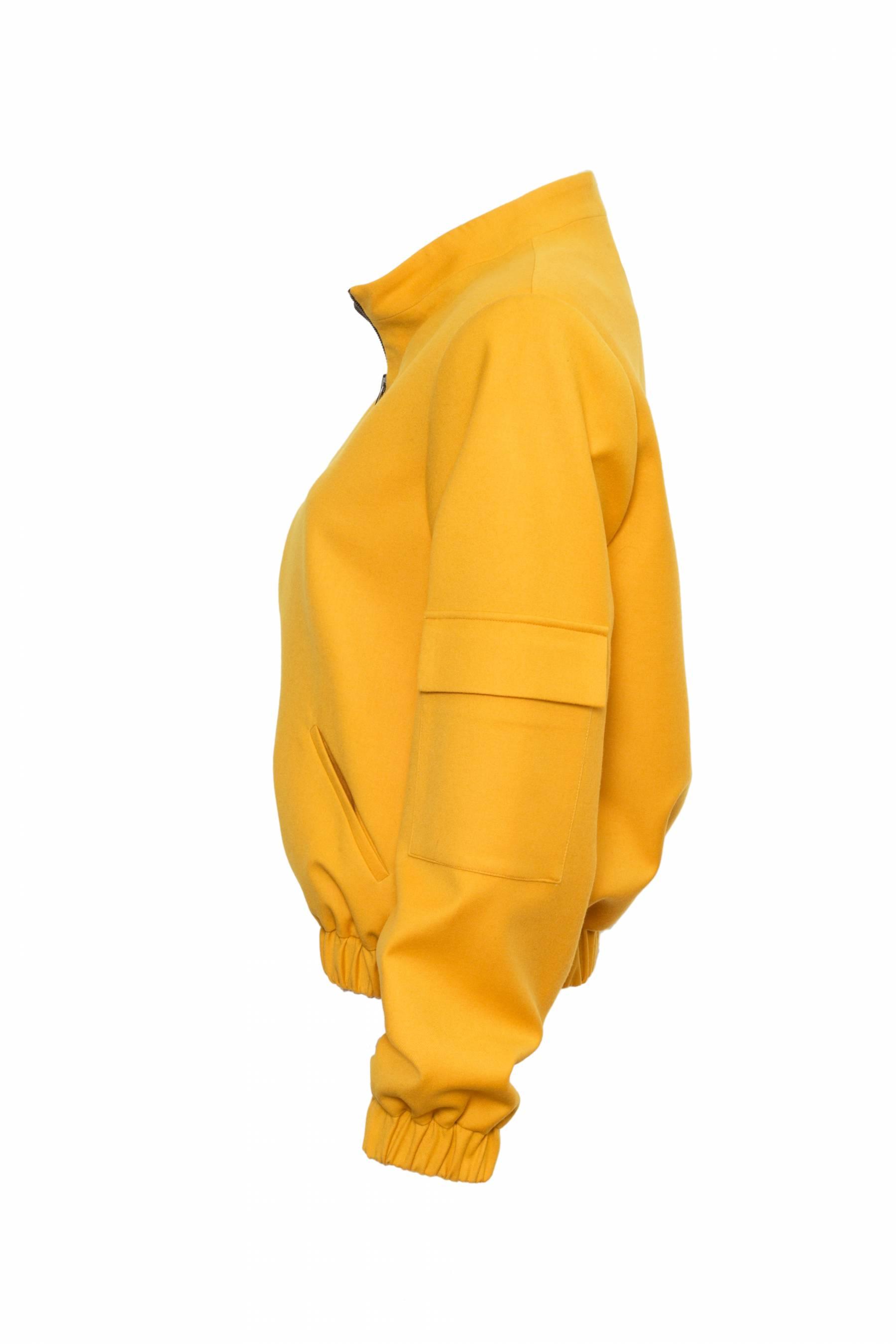 Mustard Bomber JKT