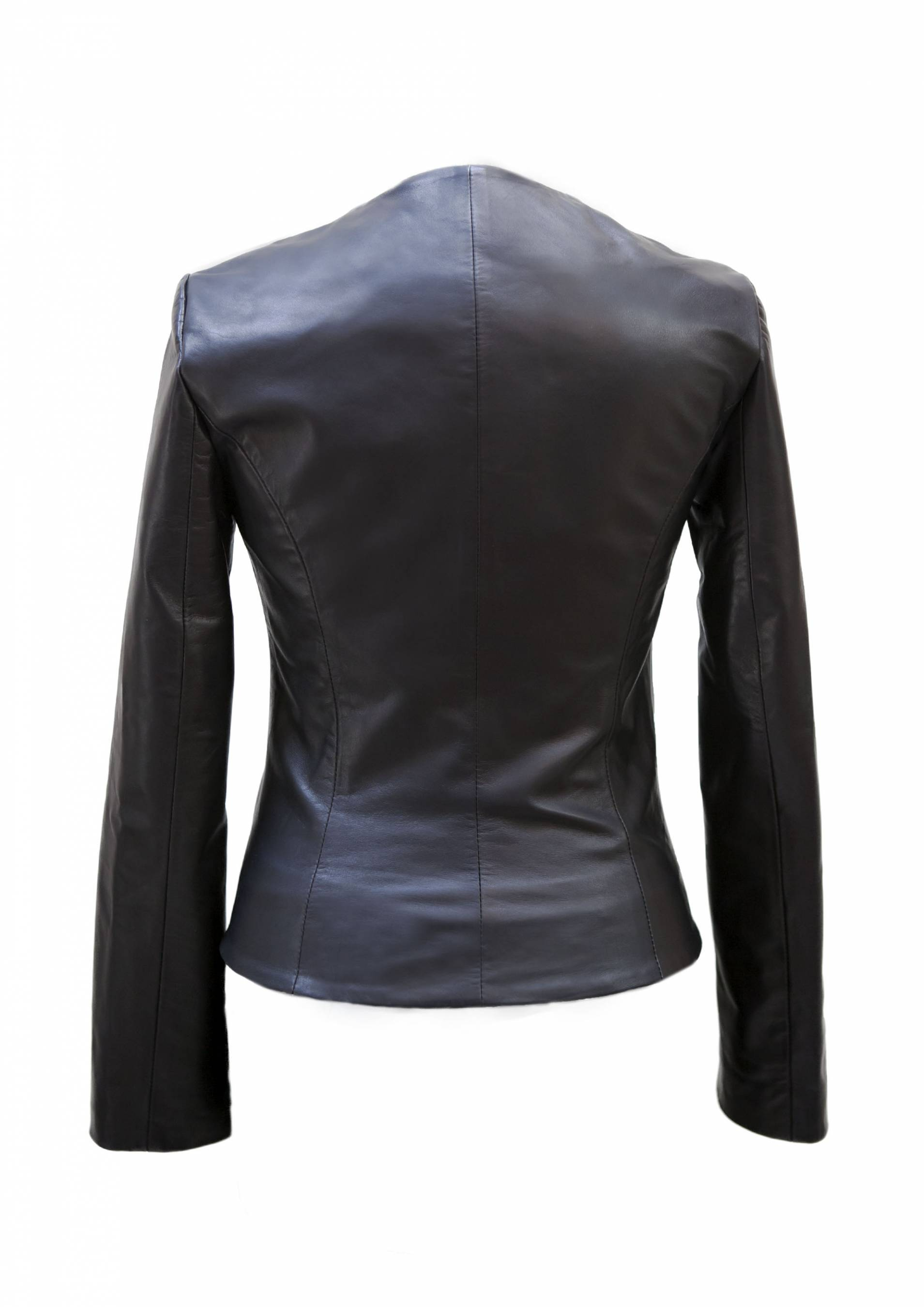 The Wink Painted Leather Jacket3