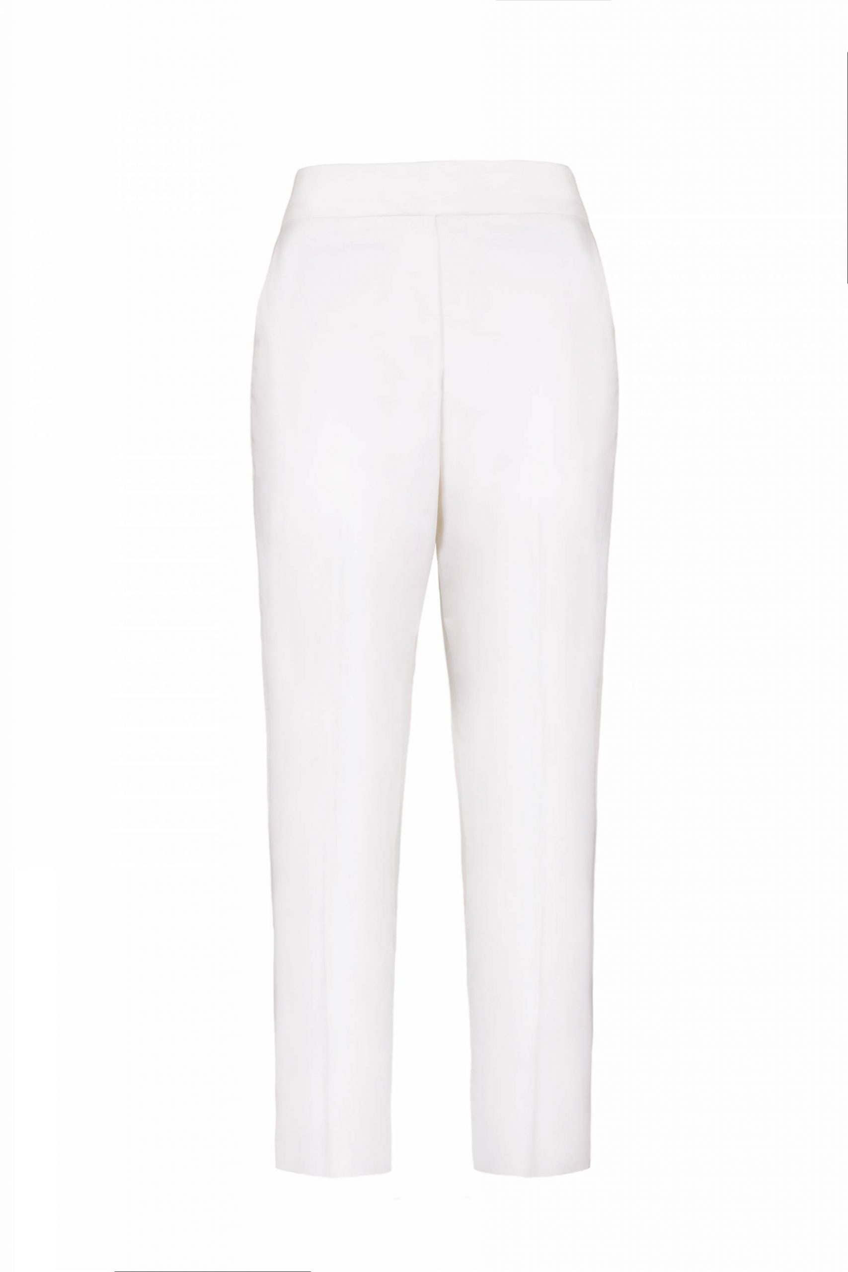 White cotton summer trousers2