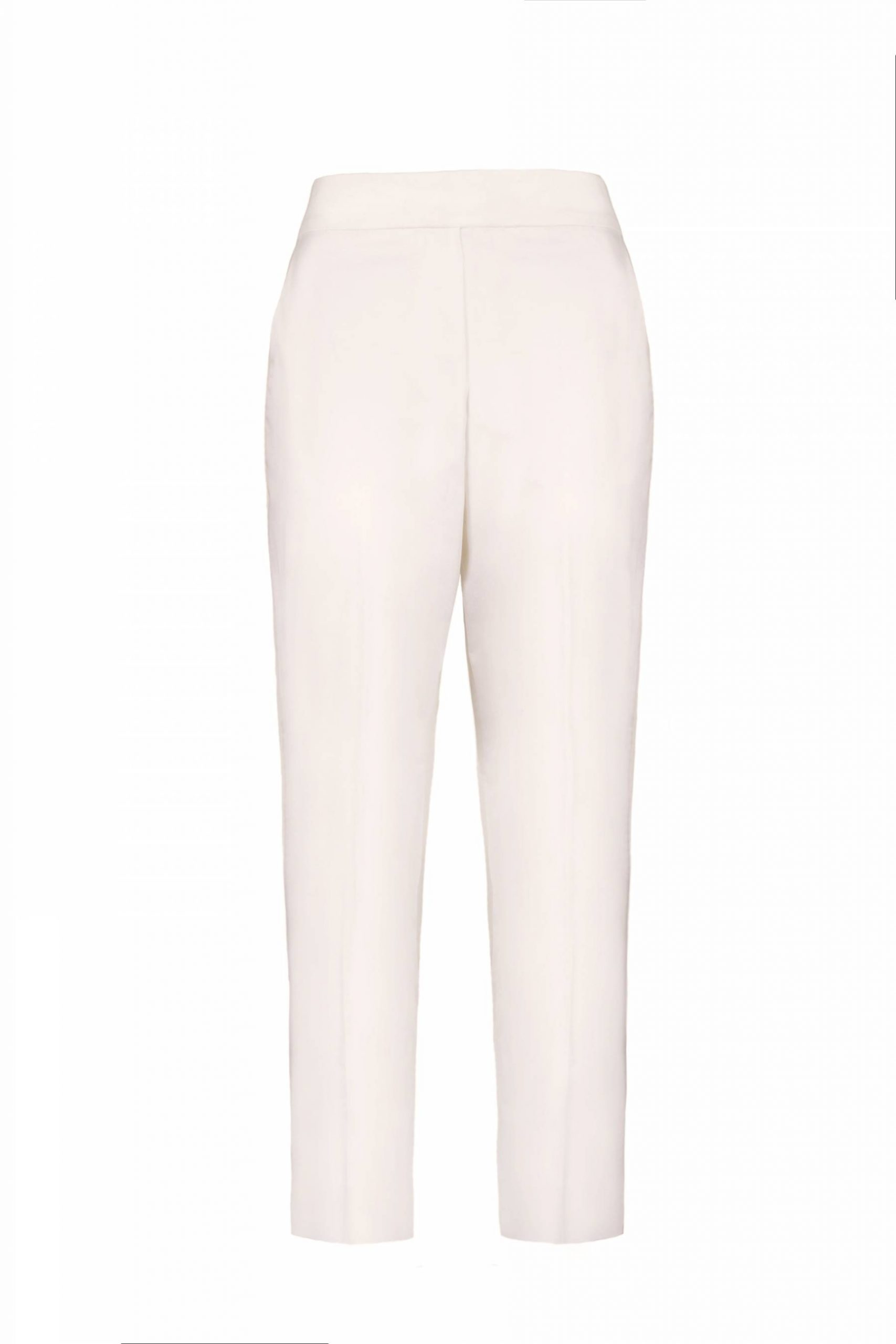 Soft Beige Capri Pants1