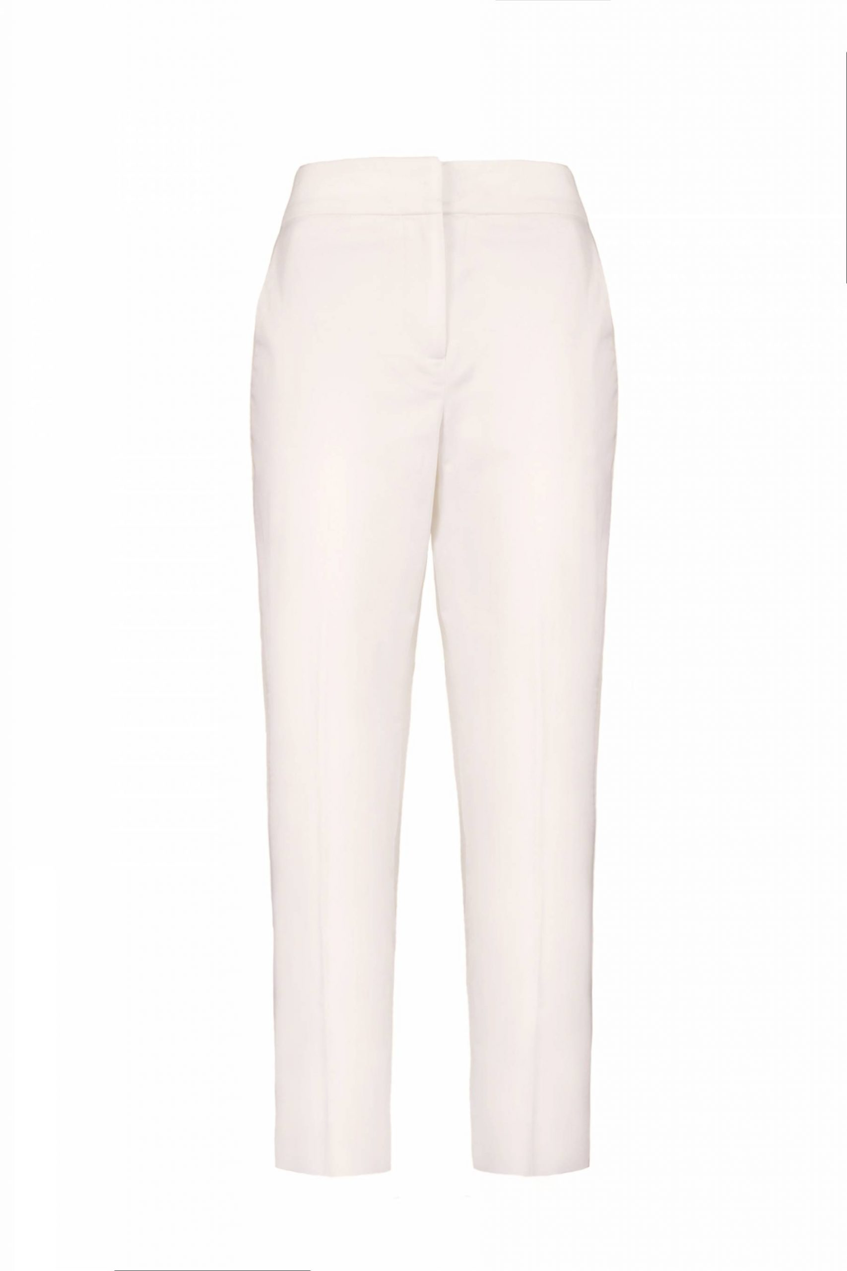 Soft Beige Capri Pants